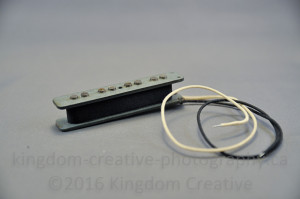 Rewound 70s Fender Jazz Bass pickup