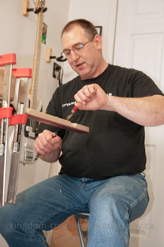 Guitar Repairs & Building